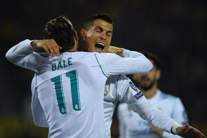 UCL VIDEO: Borussia Dortmund vs Real Madrid 1-3 2017 All Goals & Highlights