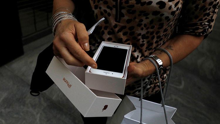 Reportan la primera explosión del iPhone 8 (FOTOS)