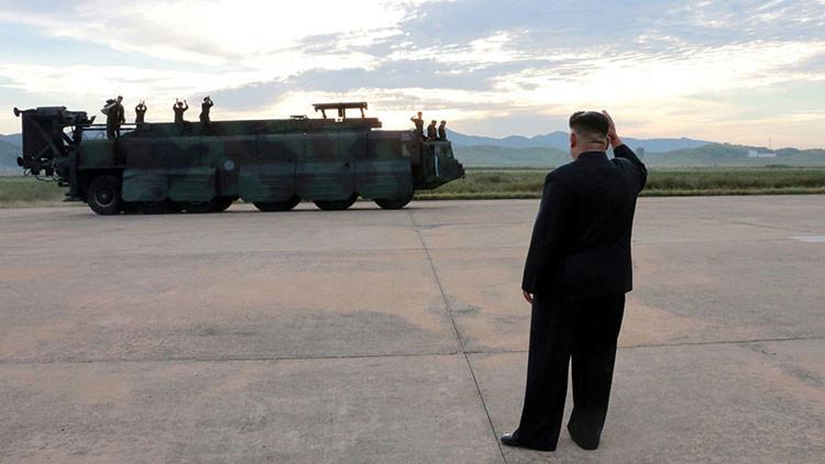 Así sería la nube radioactiva causada por un ataque nuclear norcoreano (GRÁFICO)