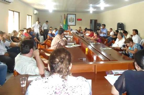 Resultado de imagen de Asamblea Legislativa del Beni