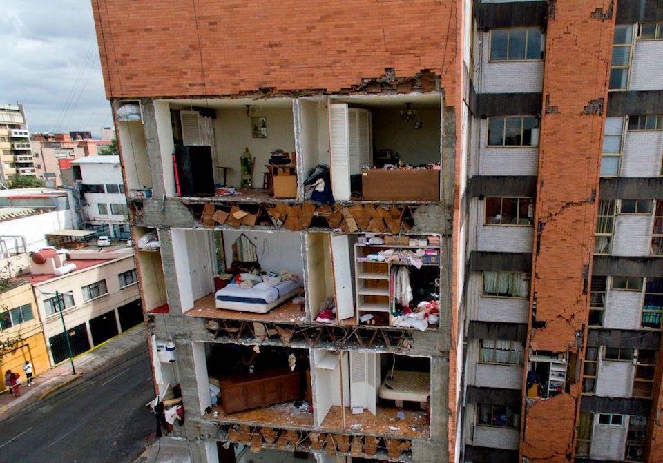 Resultado de imagen para Suman 360 muertos por terremoto en México