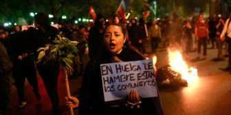 Chile: seguirán presos los mapuches acusados de incendiar una iglesia que están en huelga de hambre hace 115 días