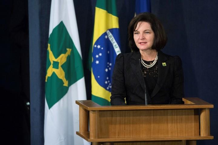 Fiscal General de Brasil termina agitada gestión