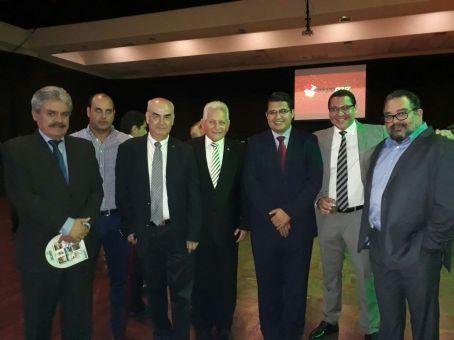 Luis A. Alpire, Juan Pablo Parada, José Luis Parada, Ruben Costas, Vladimir Peña,, Tomas Monasterio y José Manuel Rivera