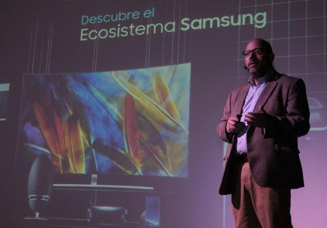 Antonio Fortún - Director Comercial de Samsung