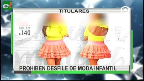 Video titulares de noticias de TV – Bolivia, mediodía del sábado 2 de septiembre de 2017
