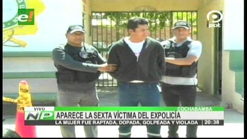Aparece sexta víctima de ex policía violador y relata el terrible momento que sufrió