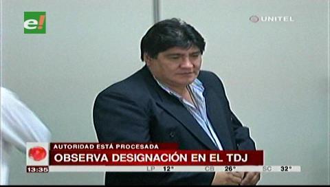 Fiscal General critica la designación de Zenón Rodríguez como presidente del TDJ