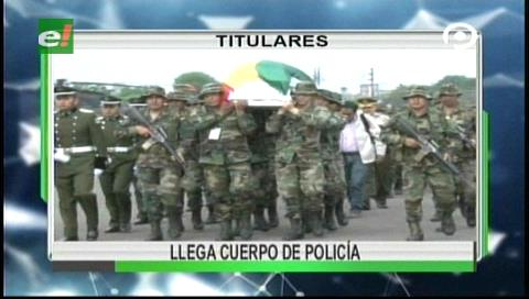Video titulares de noticias de TV – Bolivia, noche del jueves 7 de septiembre de 2017