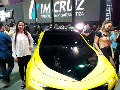 María Renee Fiorot, Brand Manager de Chevrolet Bolivia