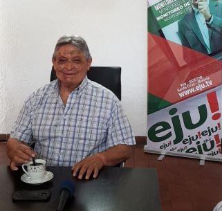 Expresidente de Bolivia, Jaime Paz Zamora