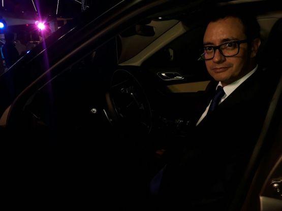 Mario Vega - Director general de Luxor