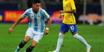 Enzo Pérez podría ser titular en Argentina ante Perú