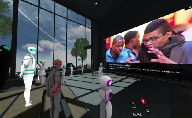 Microsoft adquiere la red social de realidad virtual AltspaceVR