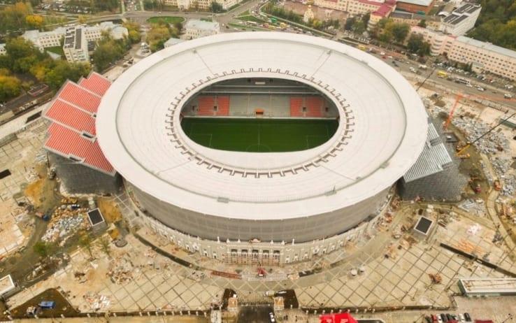 Resultado de imagen para Ekaterinburg Arena