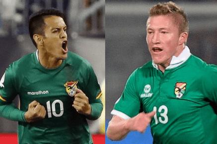 Bolivia desafecta a cuatro jugadores