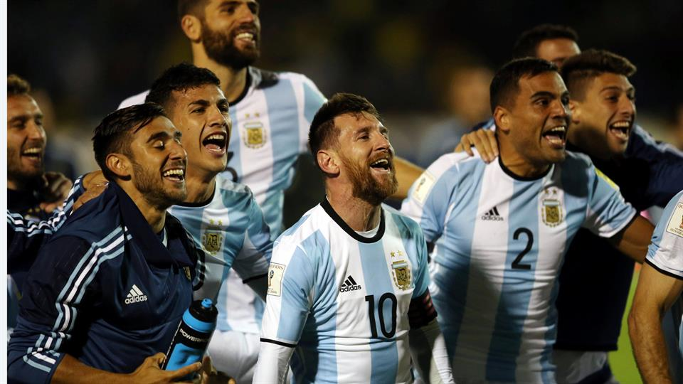 Resultado de imagen para seleccion argentina