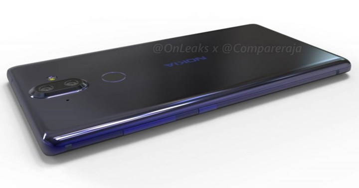 Recreación del diseño del Nokia 9