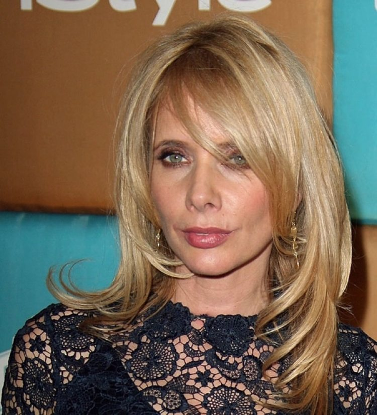Rosanna Arquette. (Getty)