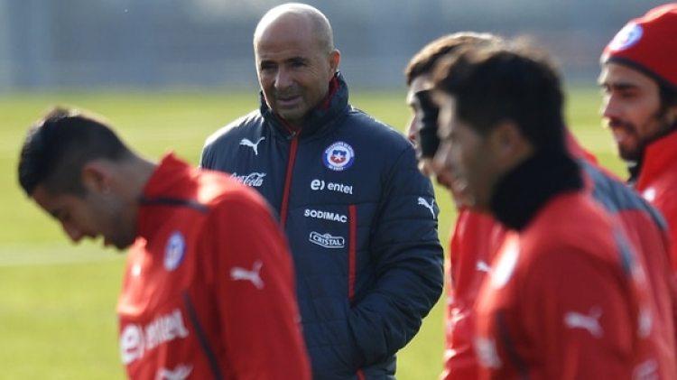 """""""Si seguimos así, sin hace nada, es difícil que Chile llegue al Mundial de Rusia"""", vaticinó (Getty)"""