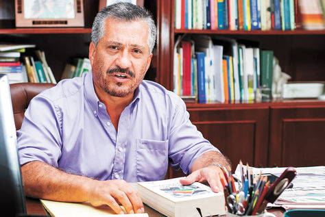 Juan Carlos Urenda.