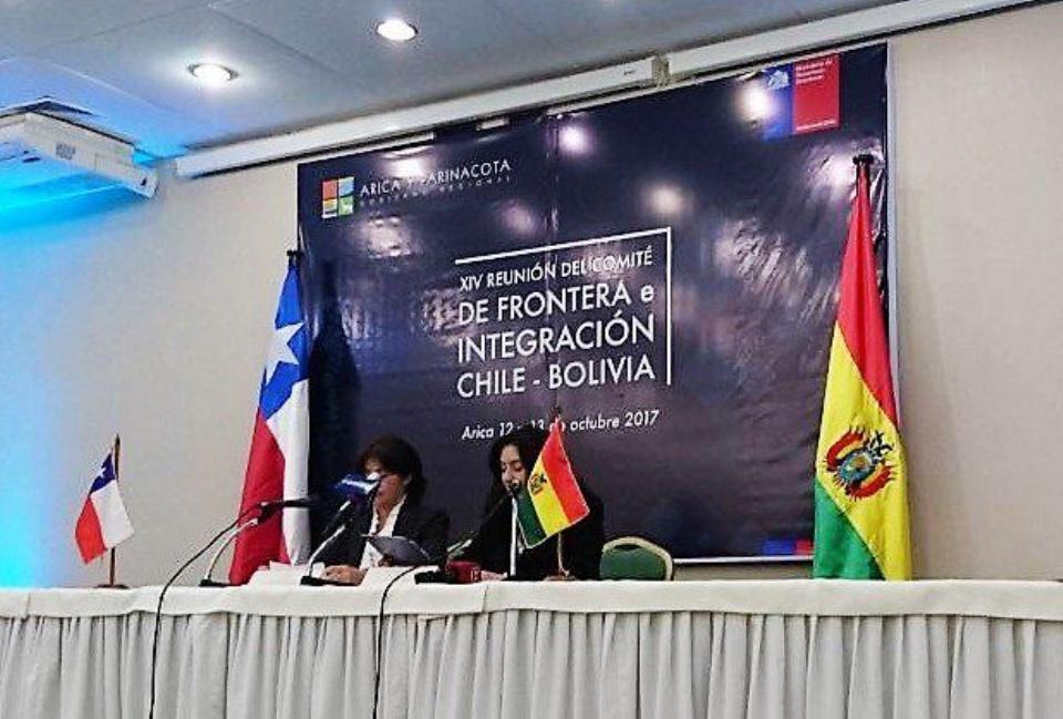 Bolivia y Chile retoman diálogo por problemas en zona fronteriza