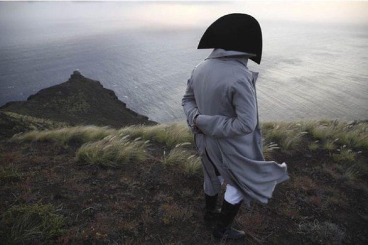 Napoleón en Santa Helena, donde vivió sus últimos 6 años