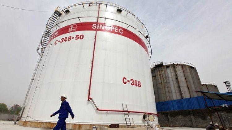 Sinopec (Reuters)