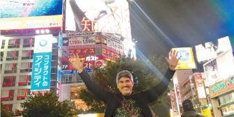Piraí Vaca cumple su  añorado  sueño de visitar y tocar en Japón