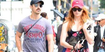 """Joe Jonas y Sophie Turner, de """"Game of Thrones"""", sorprendieron a sus seguidores con el anuncio de su boda"""