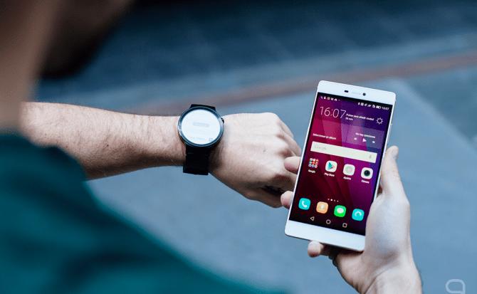 ¿Fabricará Google su propio smartwatch?