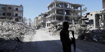 La coalición de EE.UU. asegura que el Estado Islámico ha sido completamente expulsado de Raqa