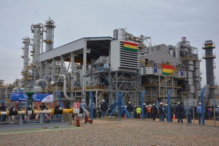 YPFB comercializará 14.000 toneladas de urea en el mercado interno