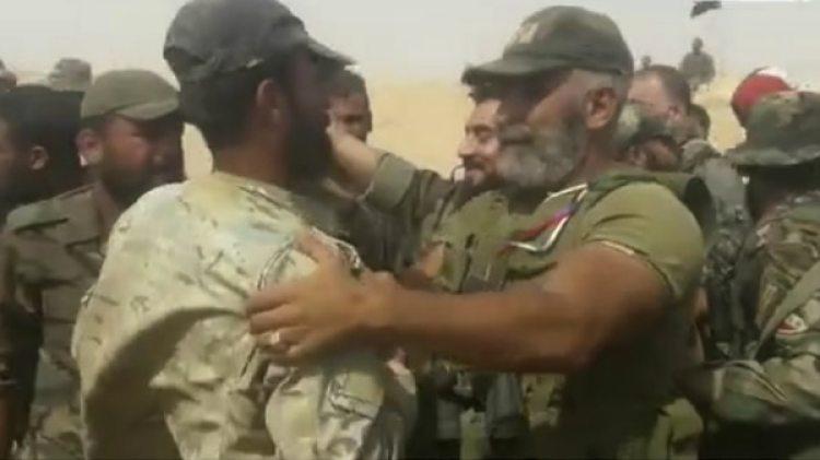 Una de las pocas imágenes de Zahreddin divulgadas por el régimen (AP)