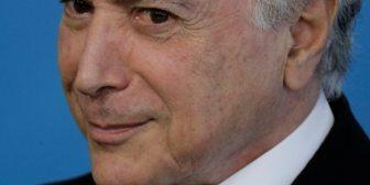 Brasil: la Comisión de Justicia de Diputados rechazó los cargos de corrupción contra Michel Temer y pasó la palabra al pleno de la cámara