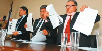 Jueces muestran que pruebas fueron insuficientes y negativas