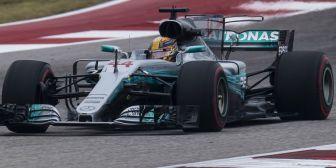 Hamilton delante de Vettel en el primer libre