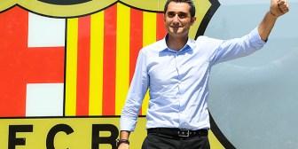 Valverde quiere a tres jugadores afuera de Barcelona