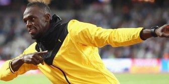Bolt se decantó por Ronaldo para The Best y querría ser dirigido por Zidane