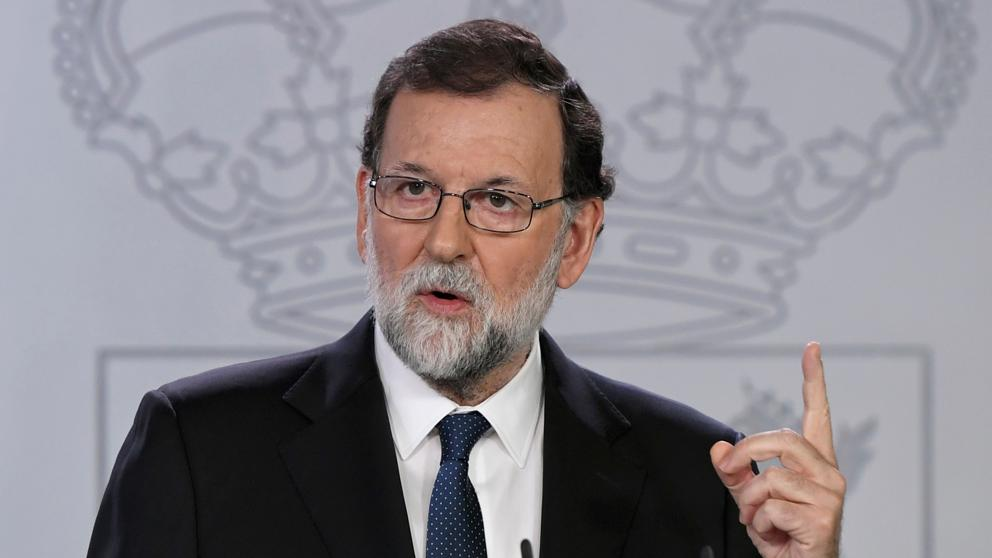 Rajoy aplica el articulo 155 en Catalunya: Noticias de última hora