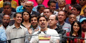 Fuerte repudio de la oposición venezolana por la juramentación de los cuatro gobernadores ante la Constituyente chavista