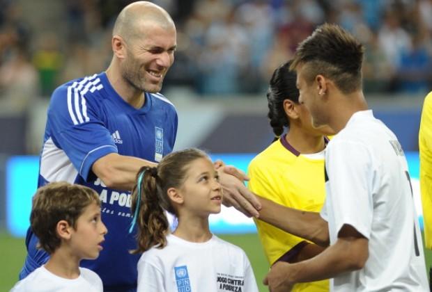 Image result for neymar y zidane