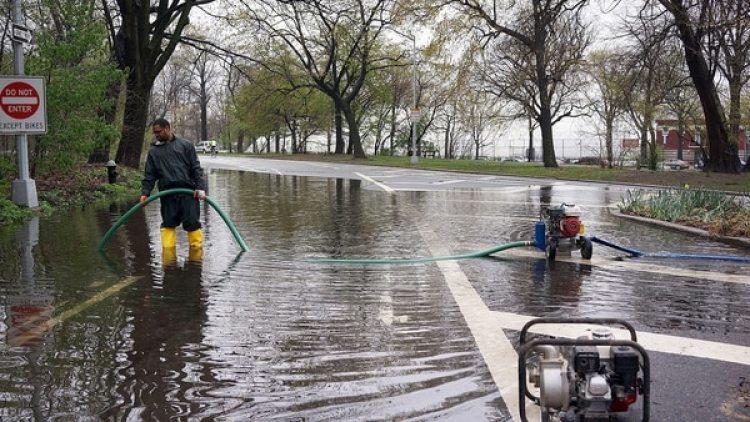 El riesgo de inundaciones de más de 2 metros pasará de 25 años a 5 años. (Getty Images)