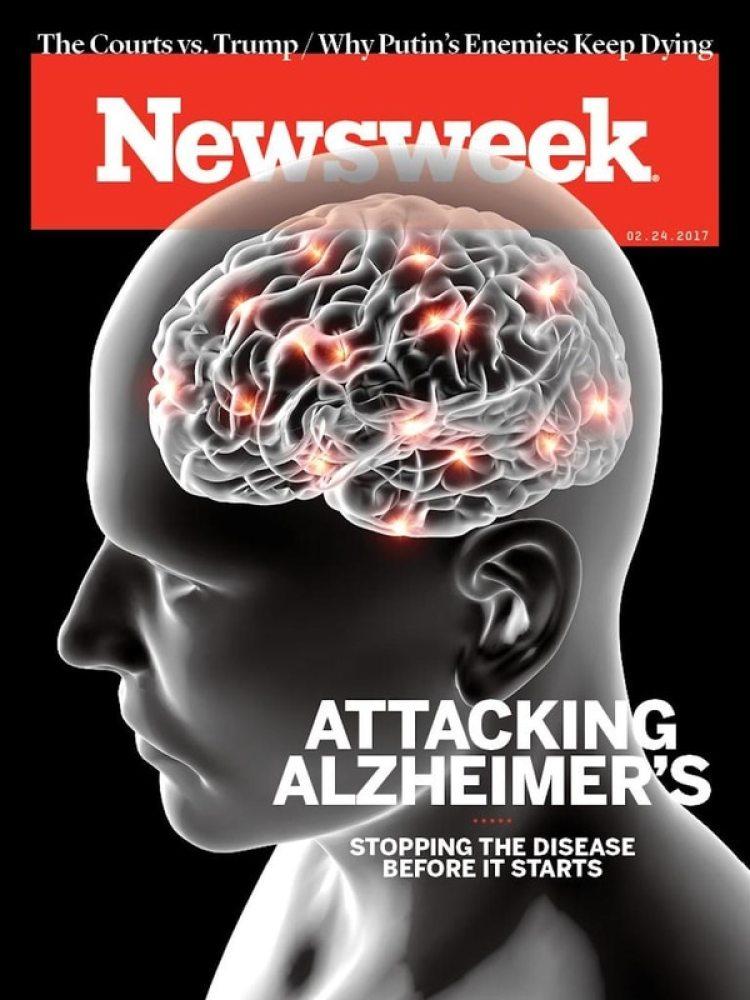 El semanario Newsweek adelantó en febrero el prometedor tratamiento que busca prevenir la enfermedad antes de que se desarrolle