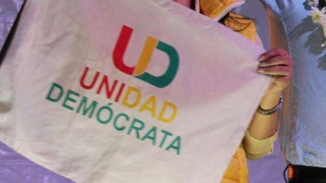 Alianza opositora Unidad Demócrata
