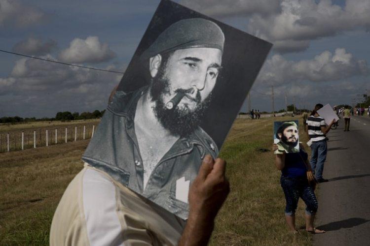 El valor simbólico de Fidel Castro era más importante que el dinero, según el Pentágono. (AP/Rodrigo Abd)