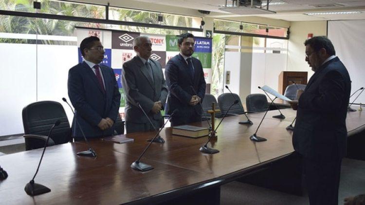 La Asociación Deportiva de Fútbol Profesional del Perú (ADFP) investiga el presunto soborno