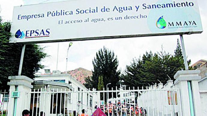 Resultado de imagen para funcionario de EPSAS acusado de corrupción