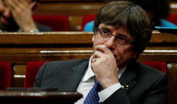 Carles Puigdemont (Reuters)