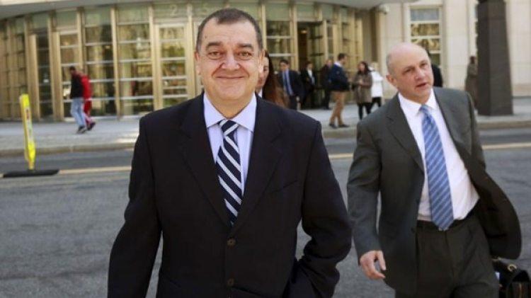 Takkas fue condenado a 15 meses de cárcel (Reuters)